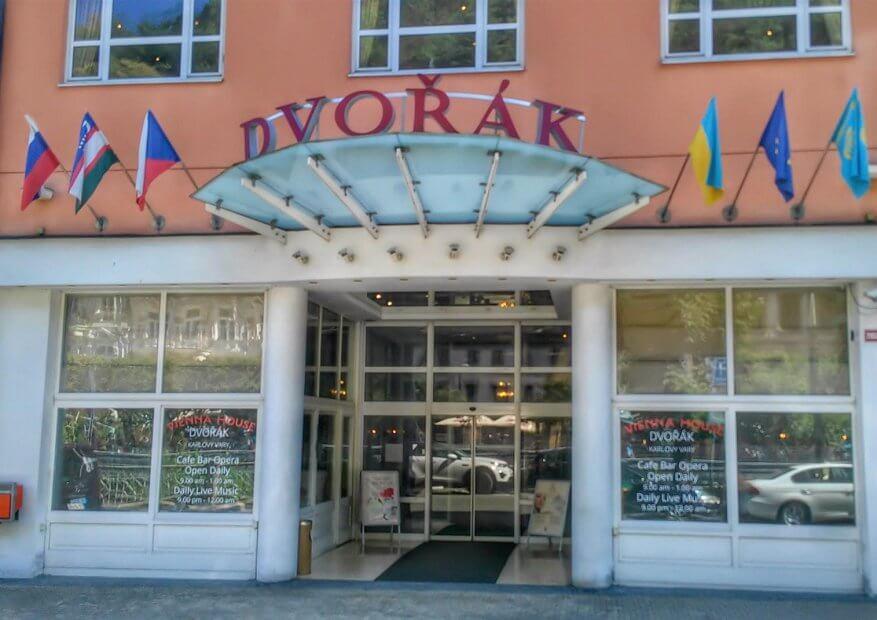 Hotel Dvořák 4*