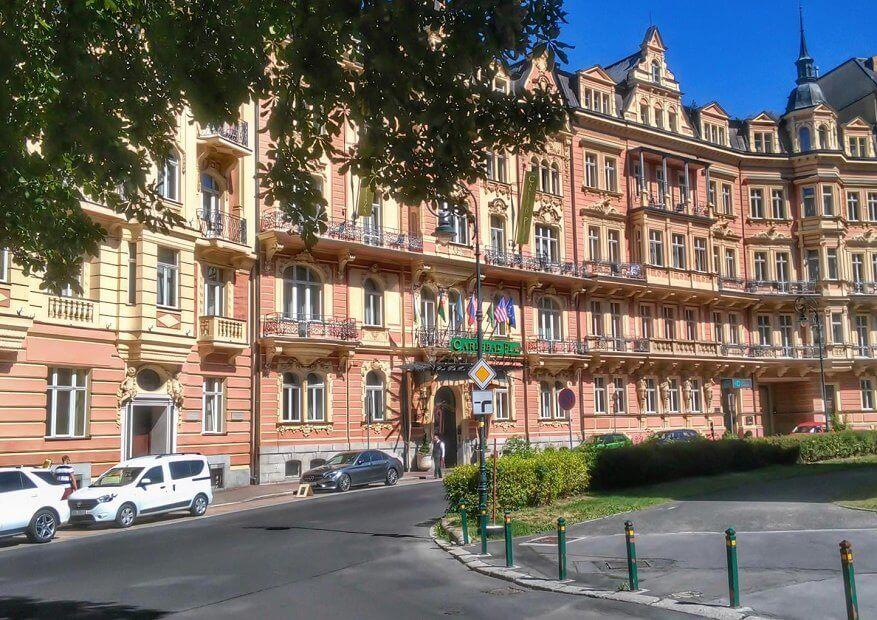 Hotel CARLSBAD PLAZA 5* Karlovy Vary