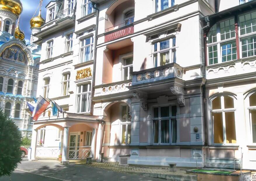 Hotel Eliska 4*