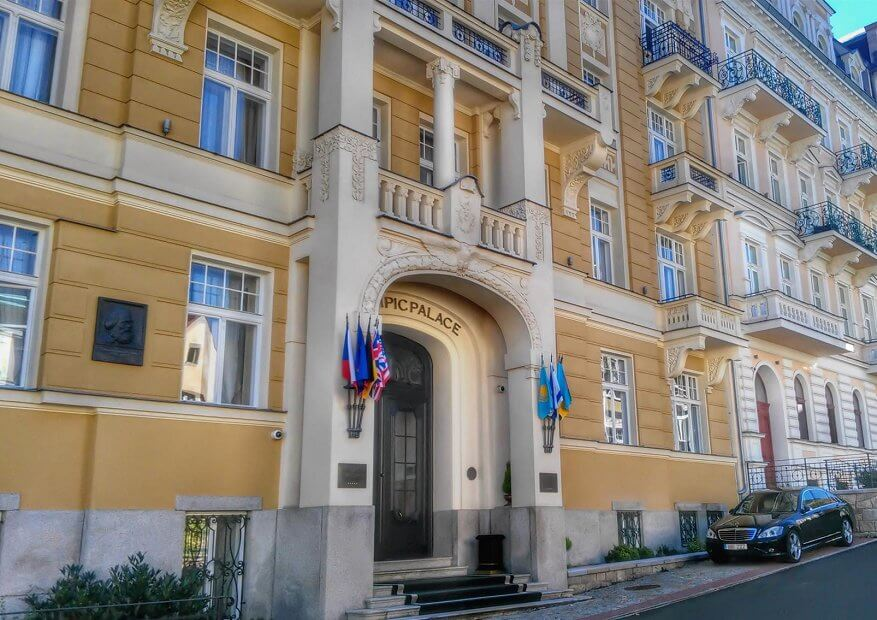 Hotel OLYMPIC PALACE 5* Karlovy Vary