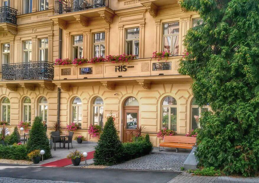 Spa Hotel Iris 4*
