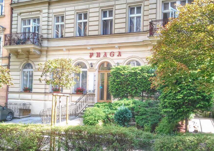 Hotel Praga 3*