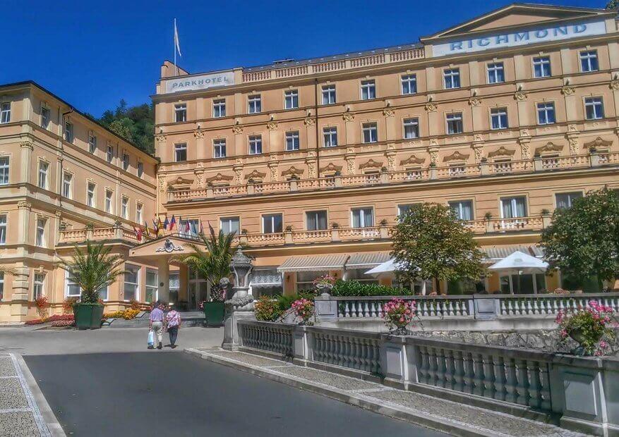 Hotel Richmond 4* Karlovy Vary