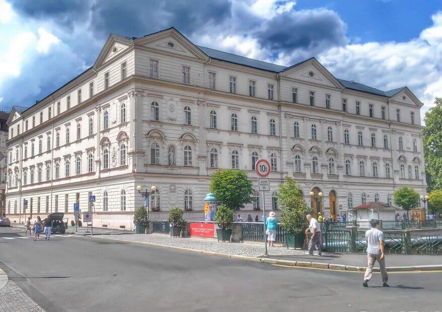 Hotel Sadovy pramen 3*