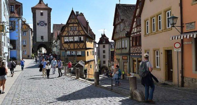 Экскурсия в Ротенбург из Карловых Вар