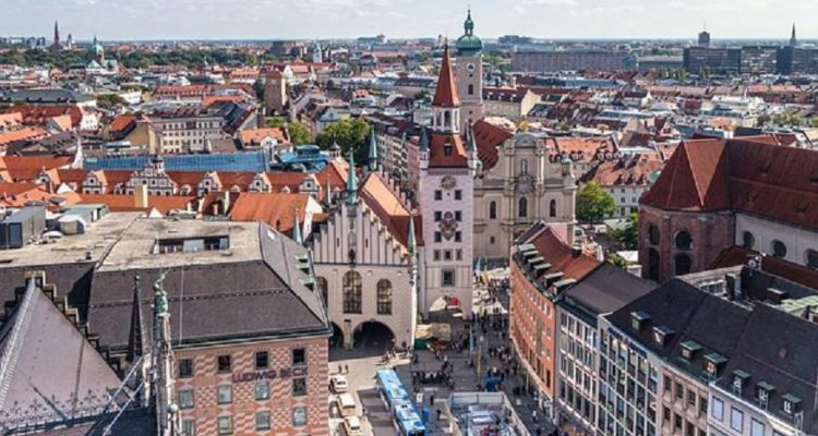 Экскурсия в Мюнхен из Карловых Вар