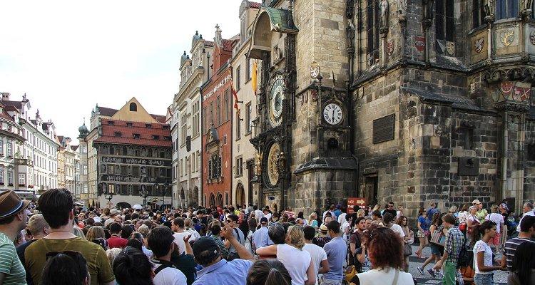 Экскурсия в Прагу