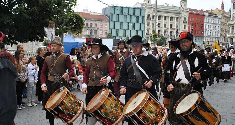 Центр города Брно